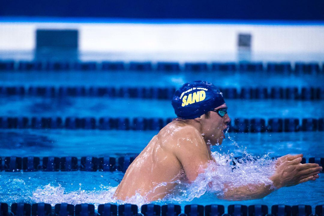 Cody Miller Becomes 3rd Fastest Man Ever with 1:49.3 200 Breast