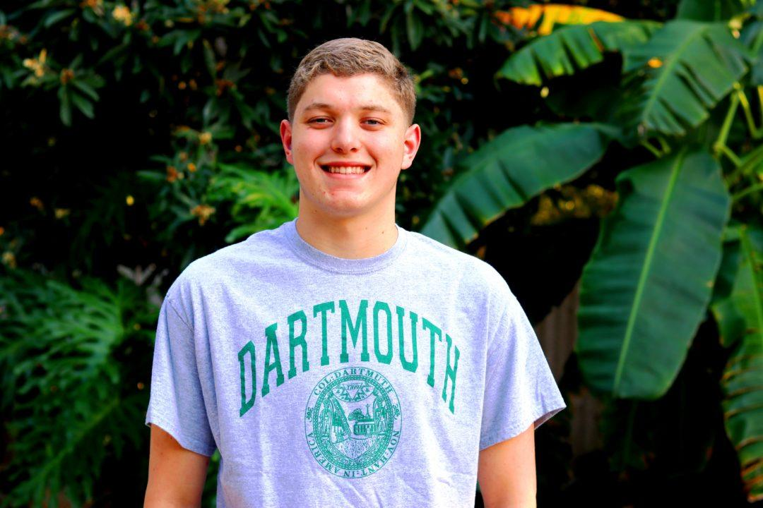 Athletic Legacy Connor Richmond Sends Verbal to Dartmouth