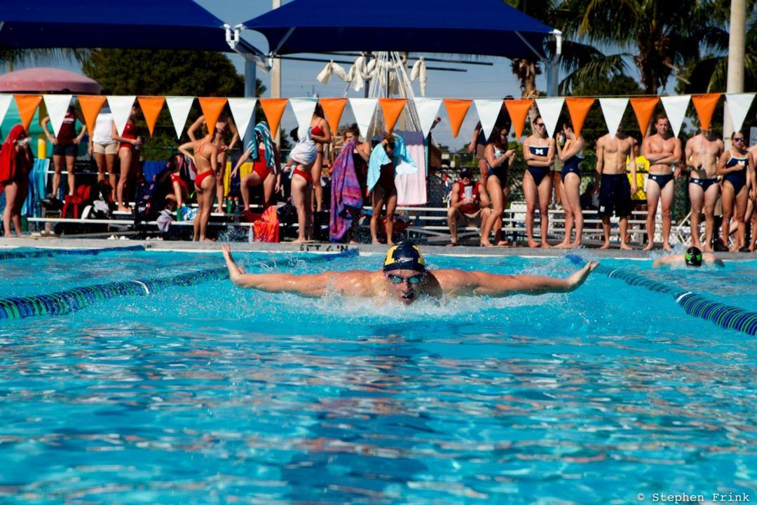 WATCH LIVE: 2018 Orange Bowl Swim Classic from Key Largo, Florida