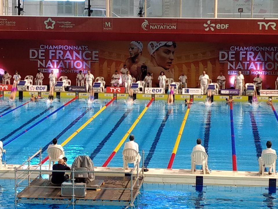 Championnats de France 25m 2017 jour 4 : une fin de championnats en fanfare