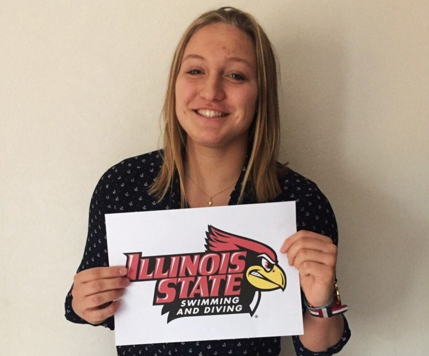 French National Team Member Caroline Lecoeur Joins Illinois State Mid-season