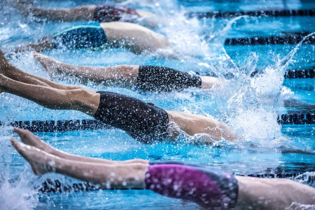 My Final College Swim, A Letter To Future College Swimmers