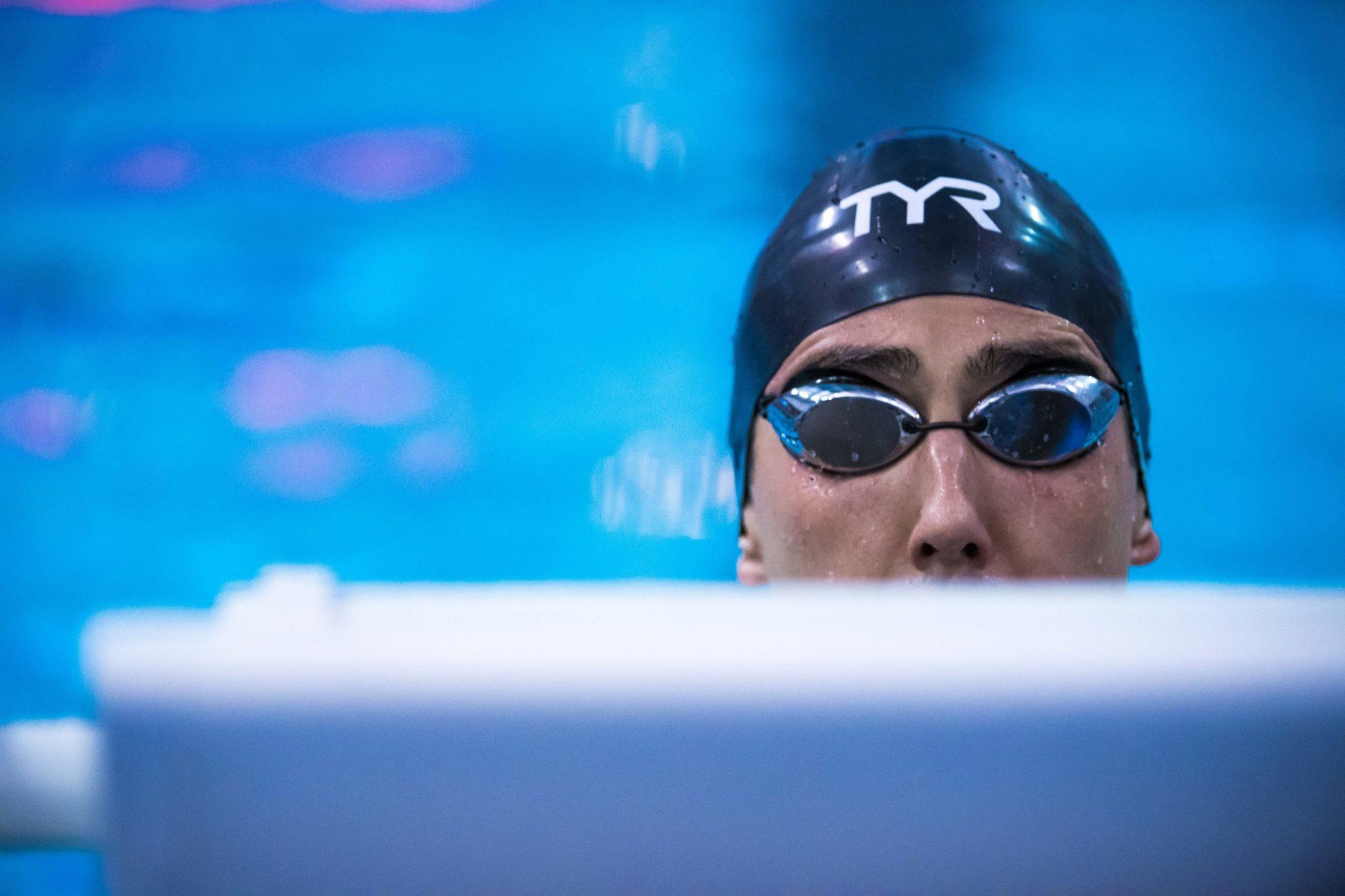 2016 U S  Olympian Jacob Pebley Joining Team Elite - San Diego