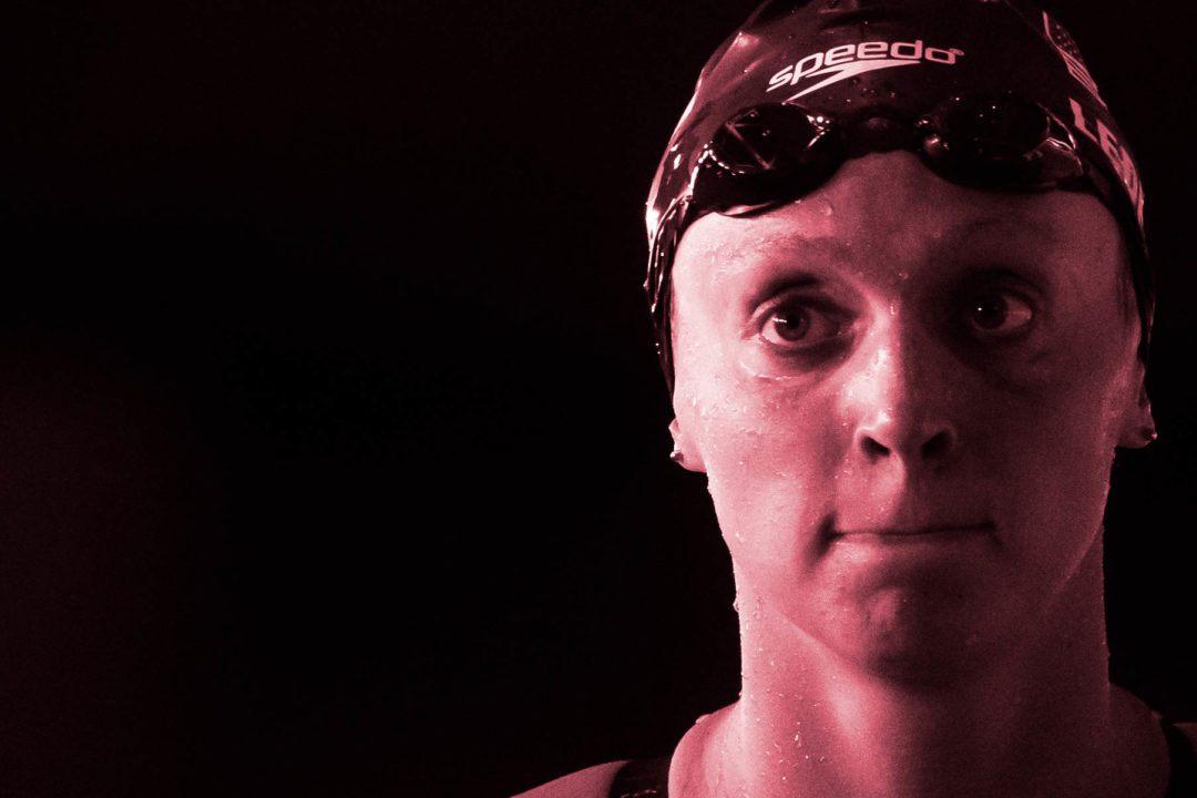 Katie Ledecky, Caeleb Dressel Nominated for Laureus Sport Awards