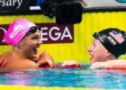 Lilly King and Yuliya Efimova FINA 2017 World Championships Budapest