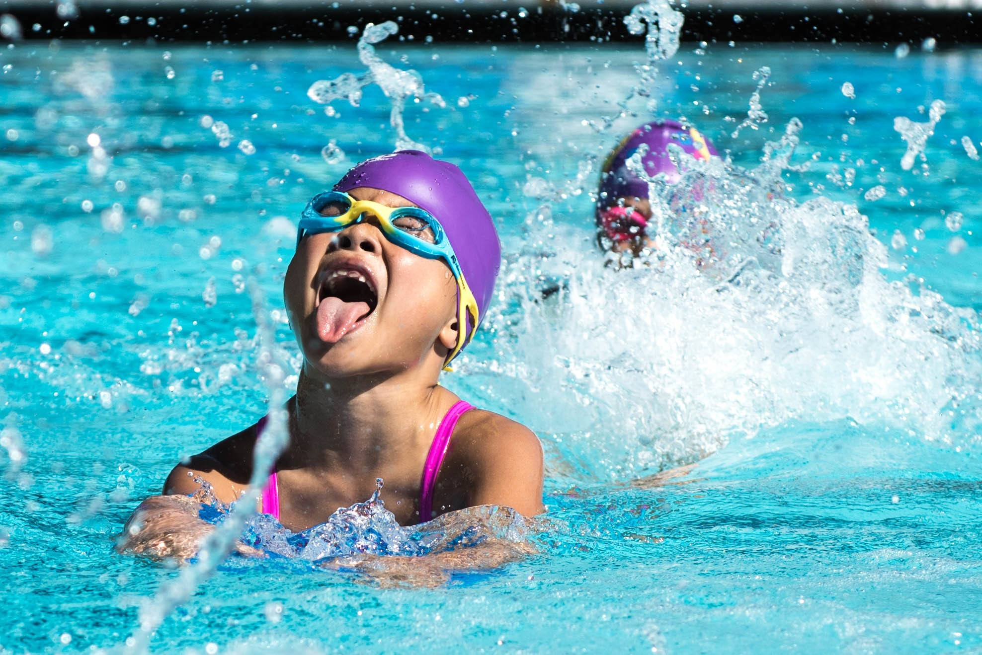 Swim Mom: Help Your Child Handle Disappointment