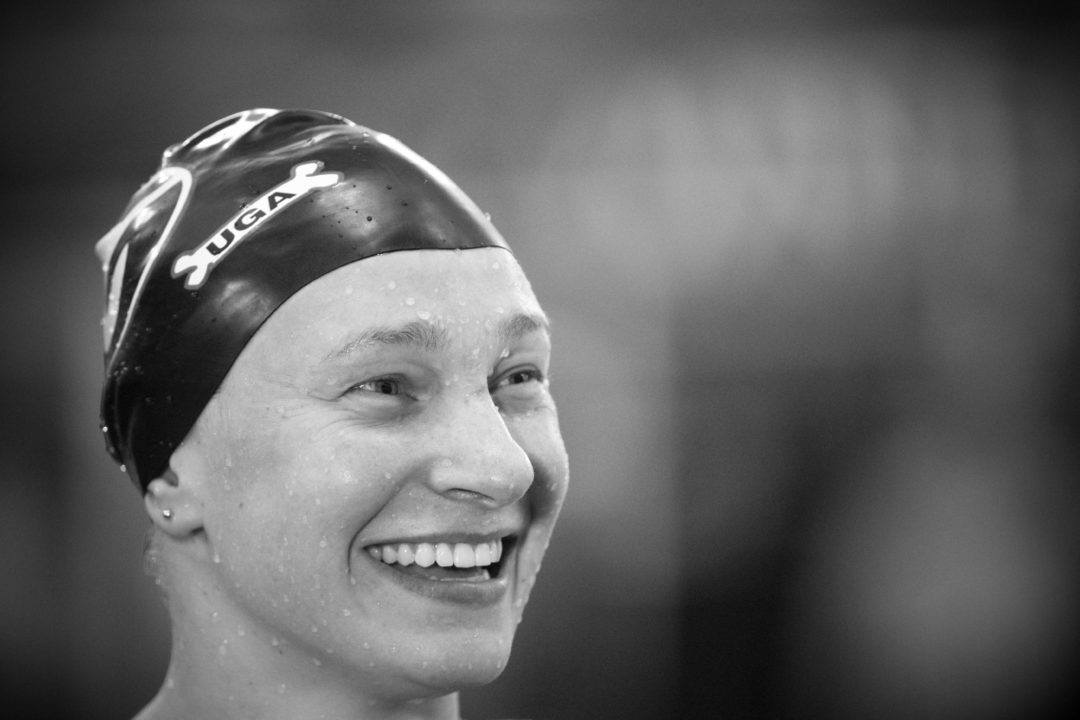 "Margalis on 400 IM: ""I Really Don't Want to go back to Training for That (Video)"