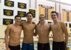 WATCH: North Allegheny Boys Break National HS Record in 200 Free Relay