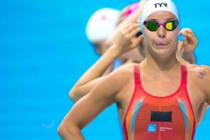 Blume Moves Into World's Top 10 With 53.5 100 Free Prelim In Barcelona
