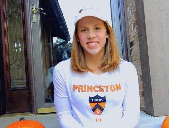 MN State Champ Julia Brazeau Verbally Commits to Princeton