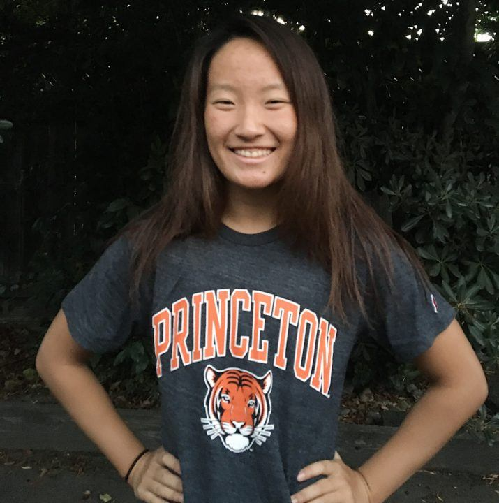 2x CCS Champion Cathy Teng Verbally Commits to Princeton