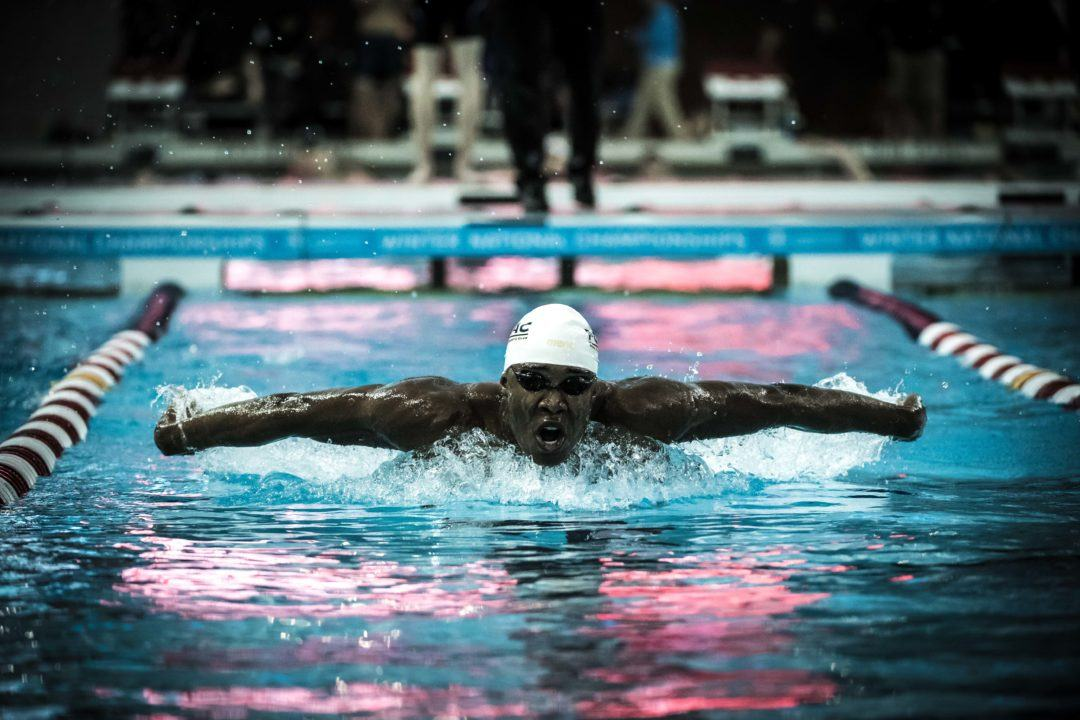 Winter Nats: Top Seed Reece Whitley Scratches 400 IM in Day 3 Finals