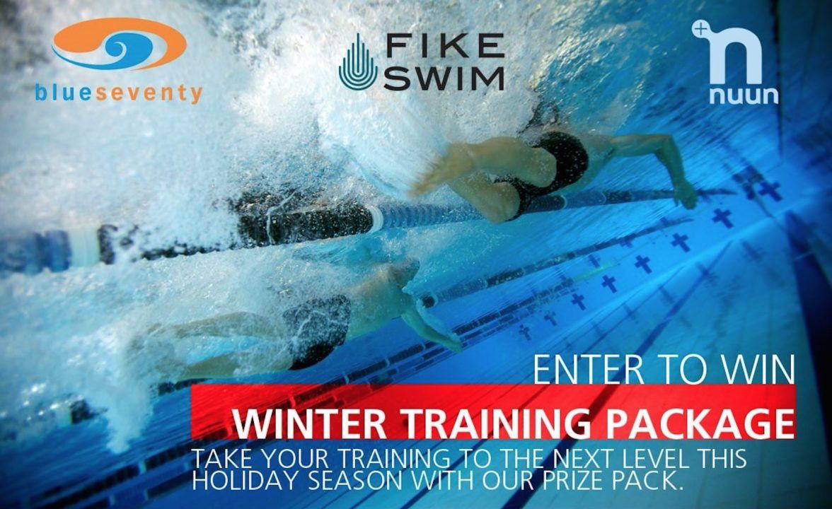 Enter To Win Winter Training Package
