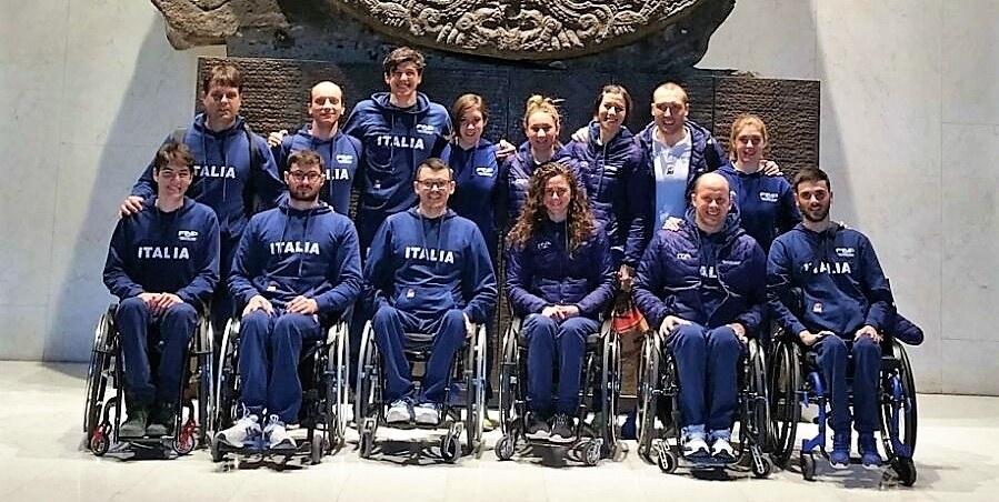 La Nazionale Italiana domina i Campionati Mondiali Nuoto Paralimpico