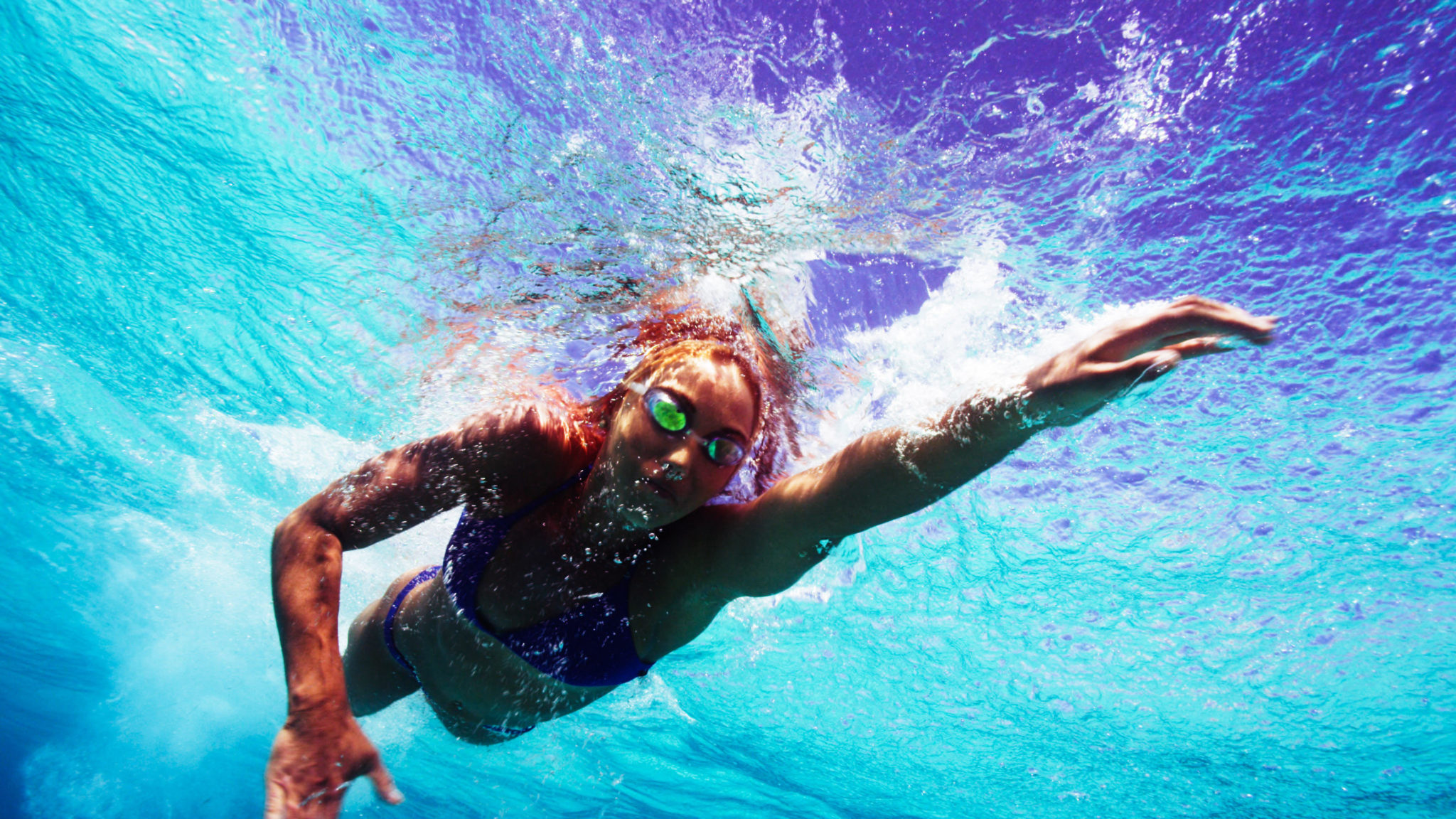 How To Breathe While Swimming: Air Lubrication System