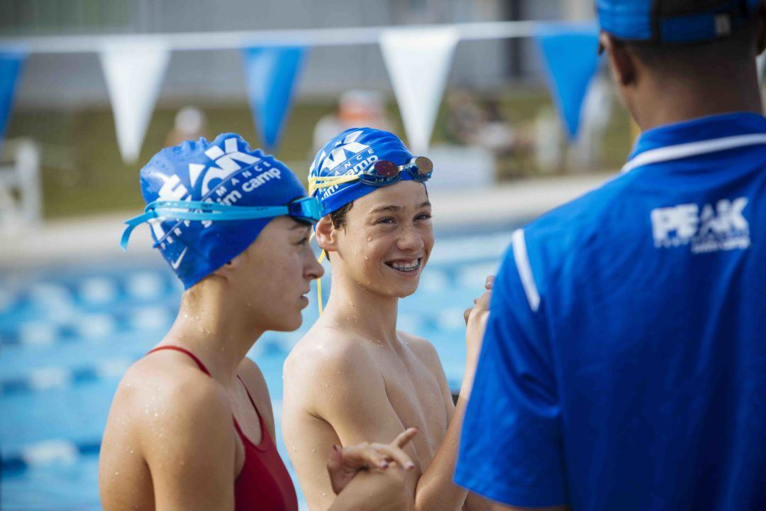 2019 Peak Performance Summer Swim Camps – Sign Up Today