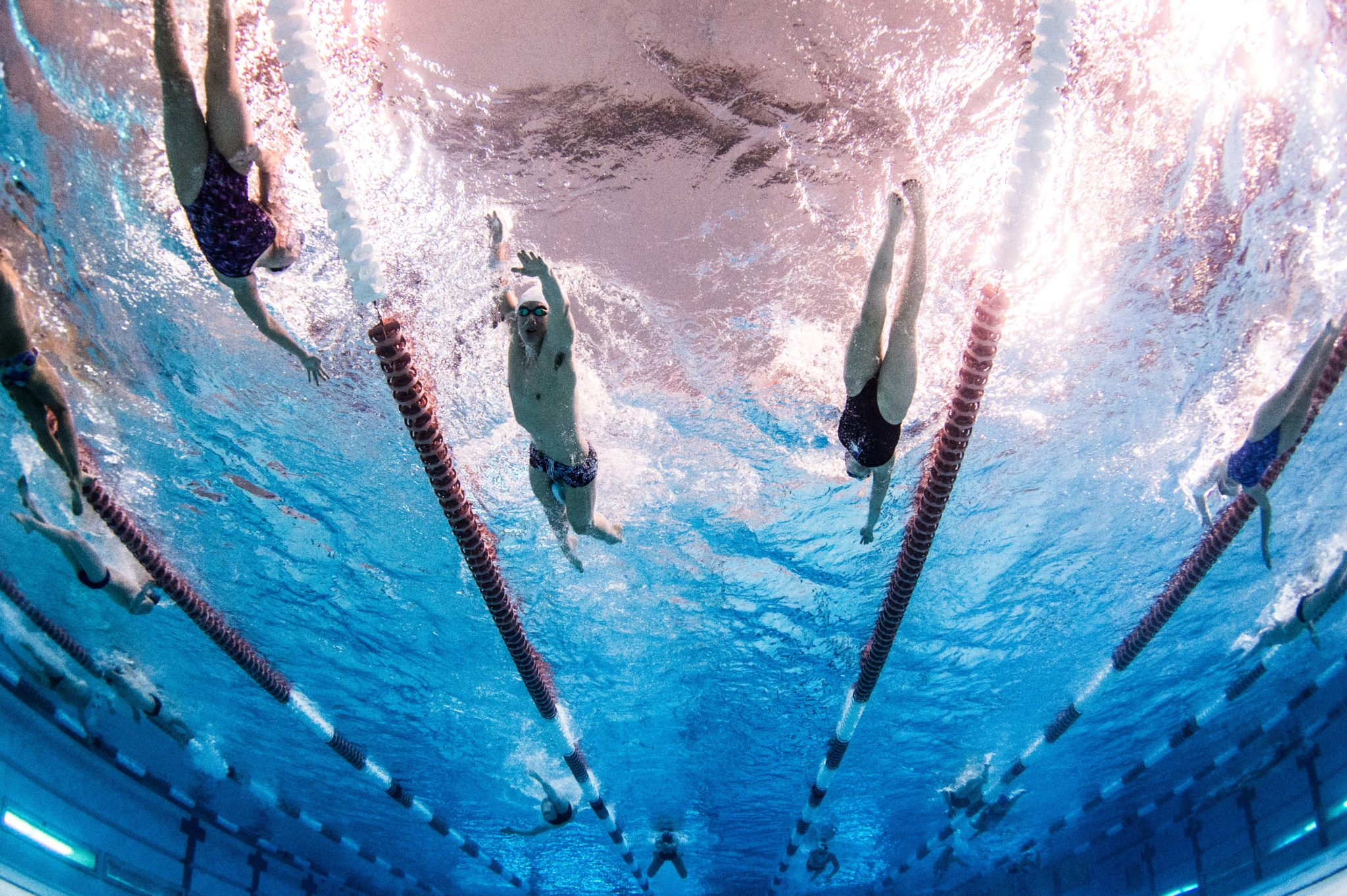 US Masters Swimming Helps Create New NGB for College Club
