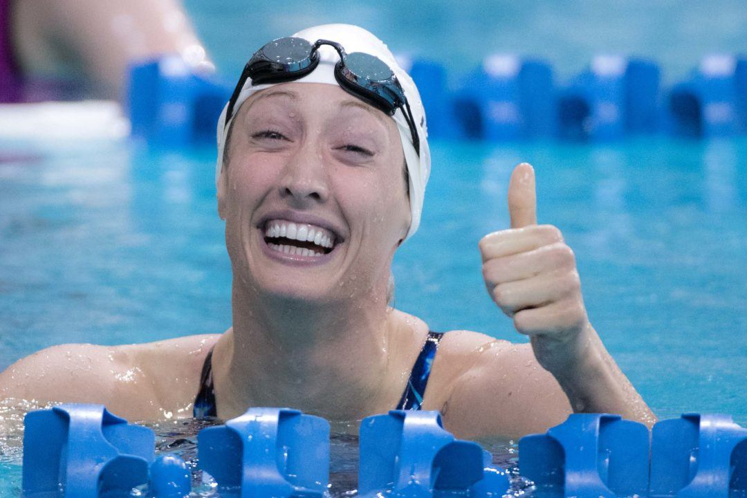 Breeja Larson Posts 2:04 200 Breast at Phoenix Sectionals Day 1
