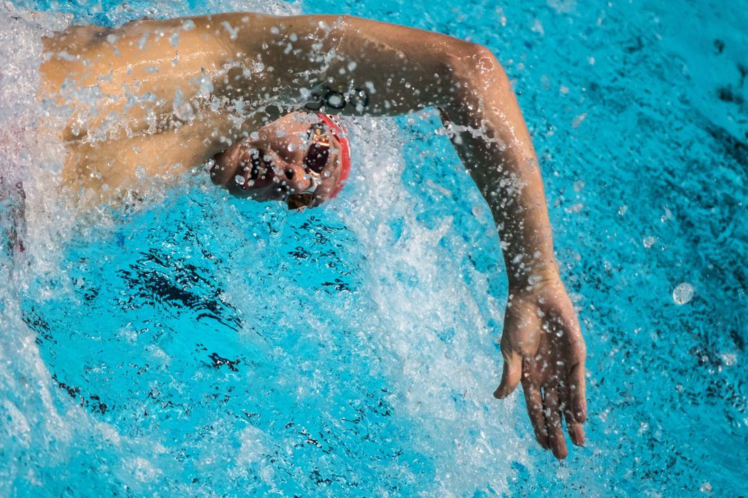 Chase Kalisz Breaks Texas Pool Record on 1st Day of PSS – Austin