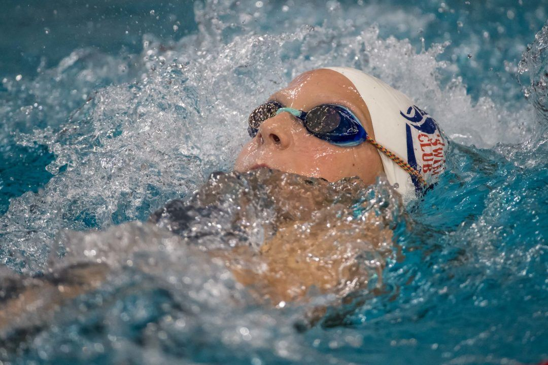 2018 Irish Open: American Teen Claire Tuggle Rocks 8:37 800 Free