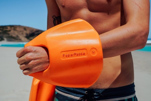 FloaterPaddle, 3-in-1 Swimming Aid – Floater, Paddle & Kickboard