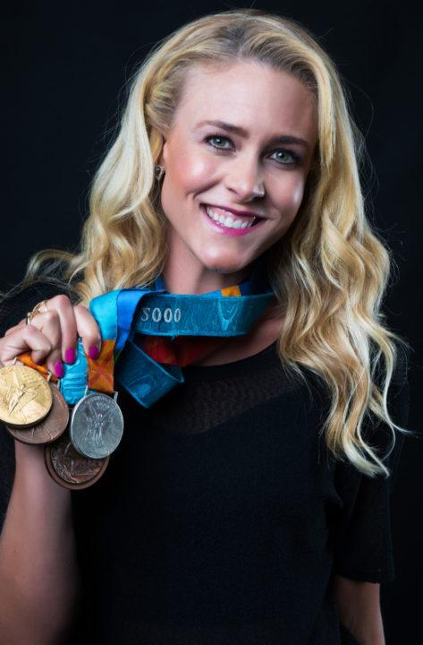 Kaitlin Sandeno to Host Swimming at 2018 Warrior Games