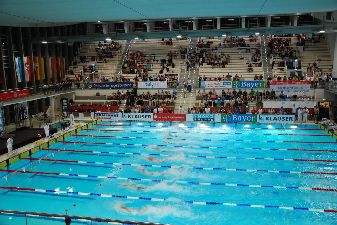 Germany's Sven Schwarz Establishes World Junior Record In SCM 800 Free
