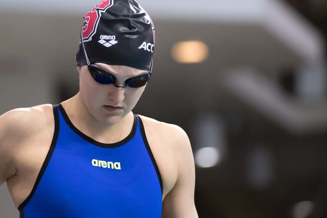 Hannah Moore Absent From WUGs Start Lists