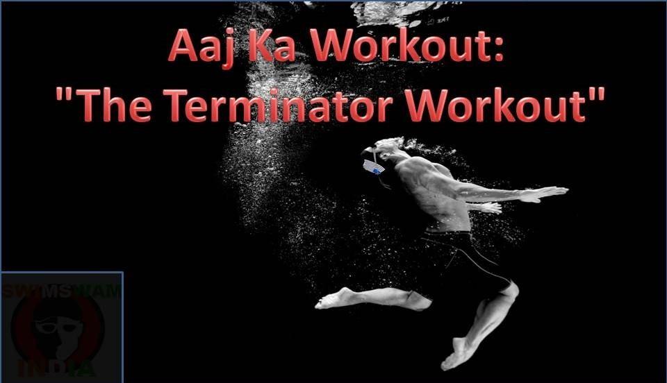 "Aaj Ka ""The Terminator"" Workout"