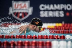 WATCH: Jack Conger vs. Michael Andrew in Austin 50 Fly Shootouts