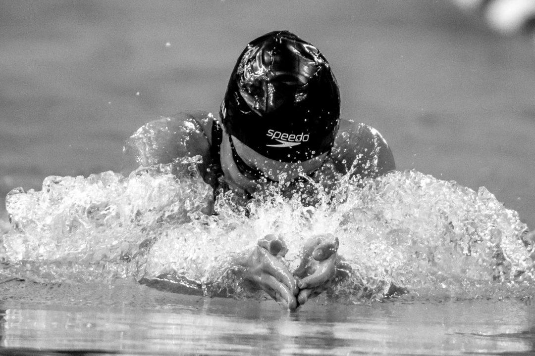 Breaststroke Ke Liye Middle Distance Workout