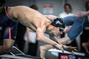 Michael Andrew Breaks Down 21.7 50 Free Best Time (Video)