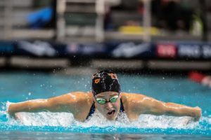 WATCH: Carson Foster, Madisyn Cox Win 200 Mystery IMs in Austin