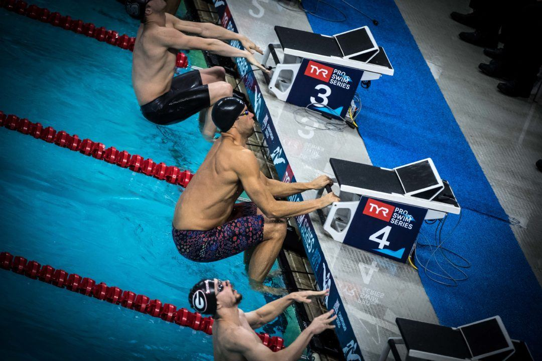 2018 Mesa Pro Swim Series: SwimSquad & Relay Projections