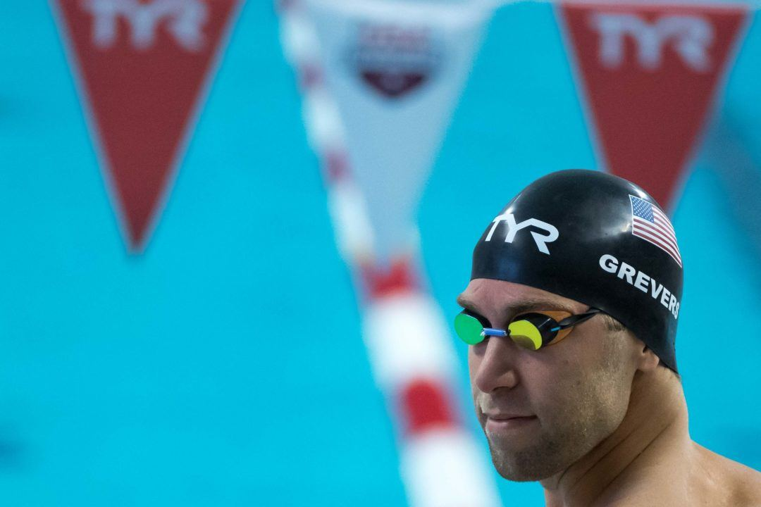 Matt Grevers is Still Looking for the Perfect Race (Video)