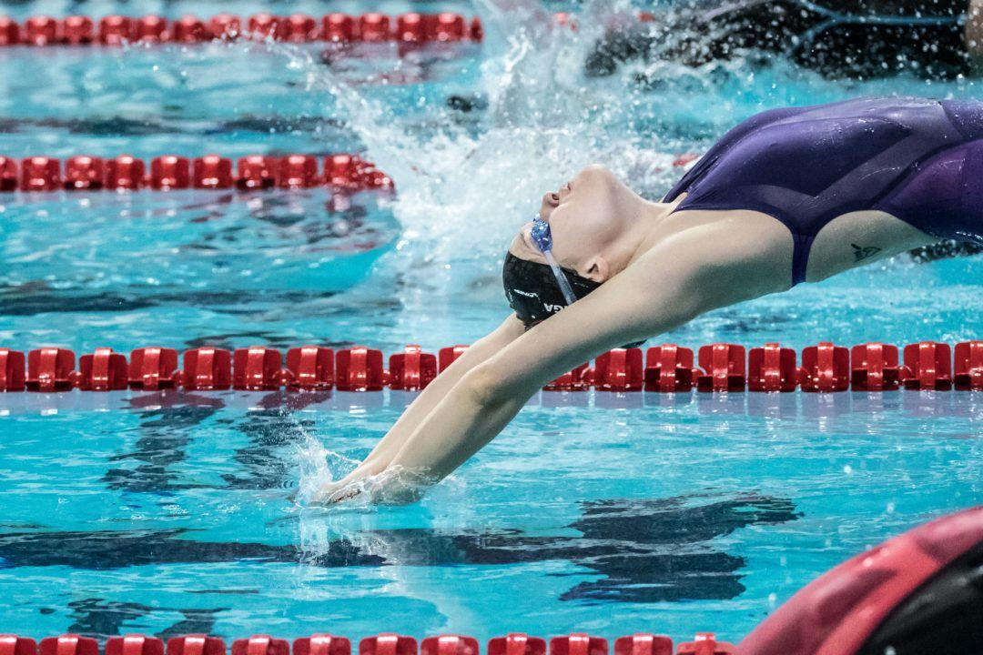 Roadmaps – Mapping the Journey of US Swimming Stars: Women's 100 Back