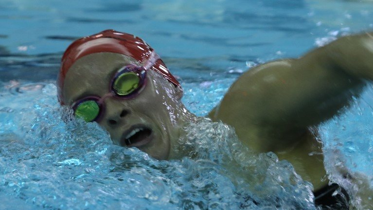 Richmond Women Take Eight Events in Win over Campbell