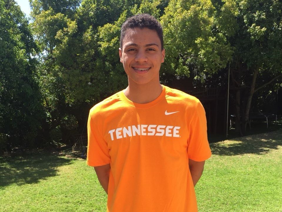 2x World Jrs Finalist Michael Houlie of RSA Commits to Tennessee