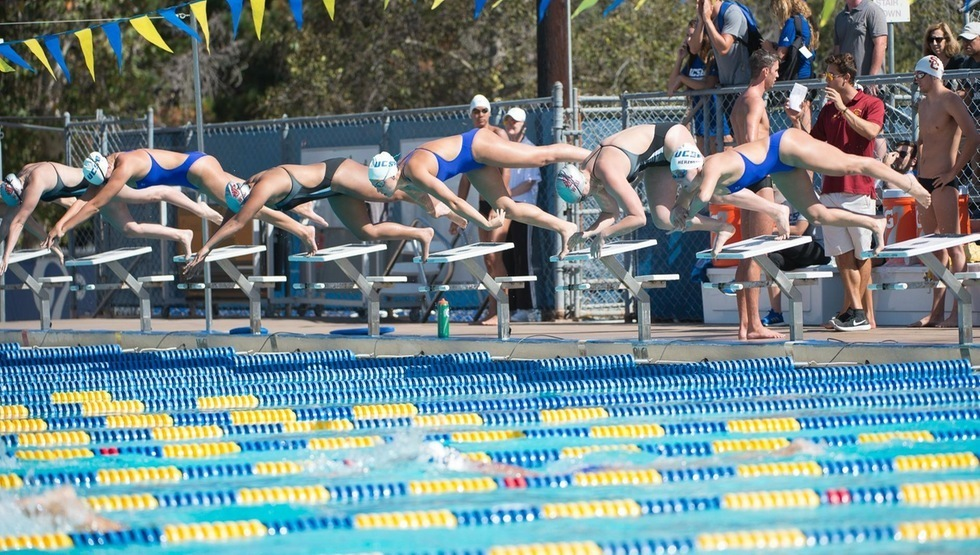Deadly Mudslides Cause Cancellation of UCSB-UNLV Dual Meet