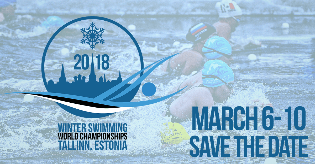 2018 Winter Swimming World Championships To Take Place In Estonia
