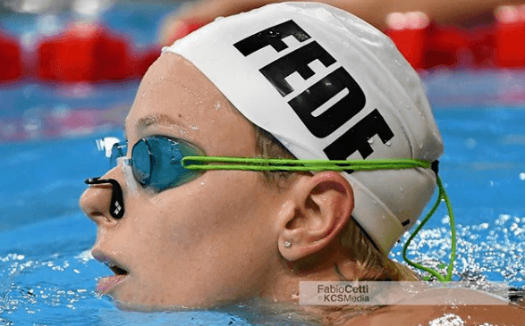 Federica Pellegrini Says She Intends to Race at 5th Olympiad in Tokyo