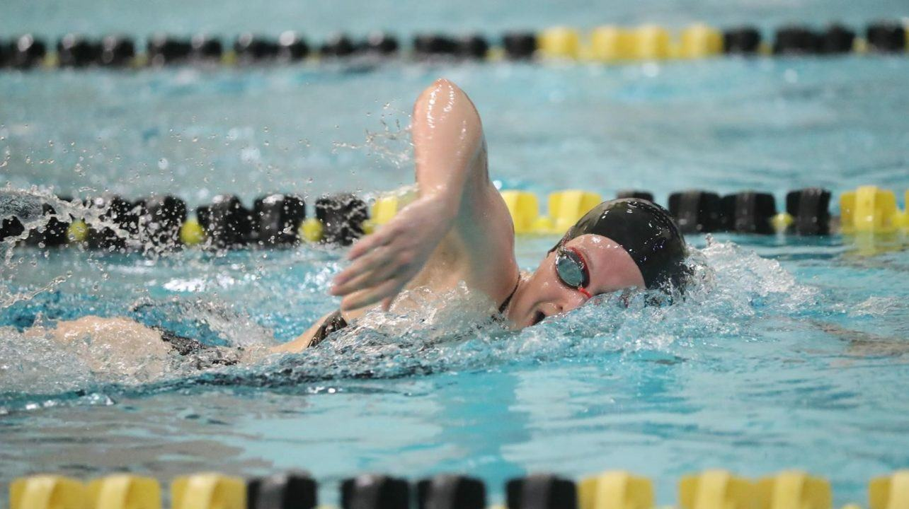 Army Men/Women Sweep Competition At Quad Meet