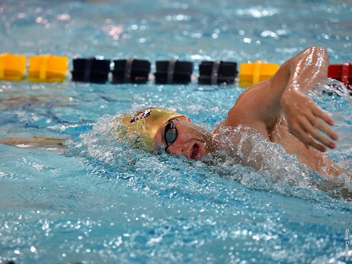Drexel Sweeps Georgetown In Final Regular Season Meet