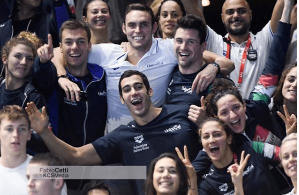 Nuova stagione: Gli appuntamenti del Nuoto da non perdere nel 2018