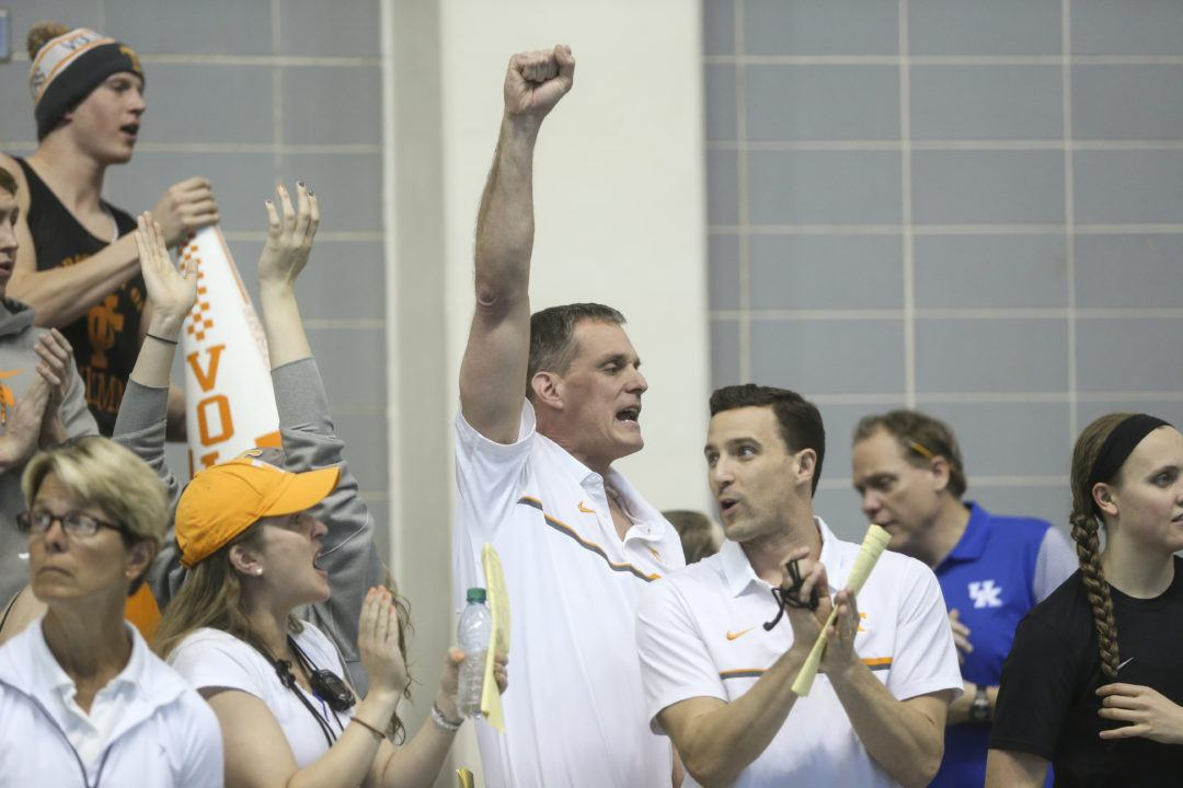 Tennessee's Matt Kredich Receives 5 Year, $1 Million Contract Extension