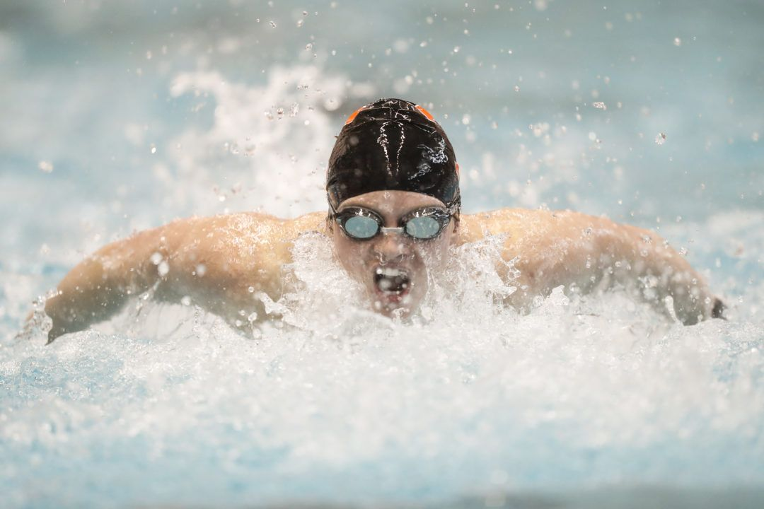 Erika Brown Appears to Have Hit Her Taper at NCAAs