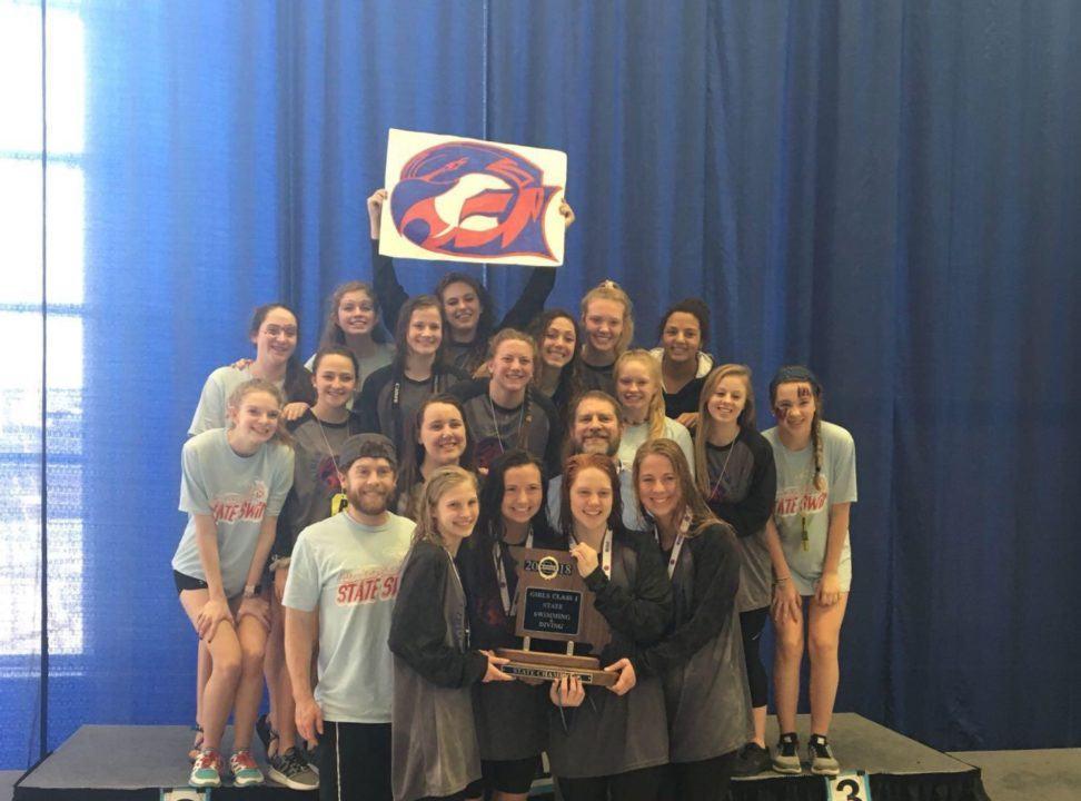 Glendale Claims 2018 Girls' Missouri Class 1 Title