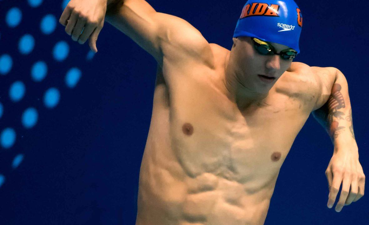 WATCH: Caeleb Dressel's Record Swims At SECs (in HD)