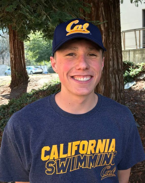 CA State Record-holder Calvin David Hands Cal Bears Their First Verbal for 2019-20