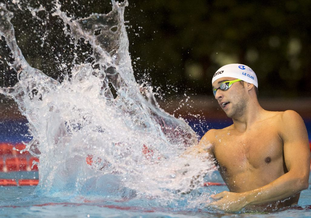 Commonwealth Countdown: Le Clos Kicks Off Quest With Fly Races